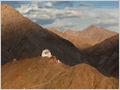 Namgyal Tsemo Gompa near Leh, Ladakh, Jammu and Kashmir, India.