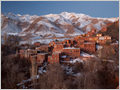 Abyaneh, one of the oldest villages in Iran.